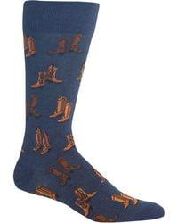 Hot Sox - Boots Crew Socks - Lyst
