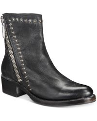 Frye - Women's Demi Rebel Zip Boot - Lyst
