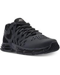 Nike - Men's Lunar Fingertrap Training Sneakers From Finish Line - Lyst