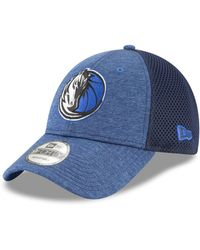 promo code 31bdb 2a52f KTZ - Dallas Mavericks Shadow Turn 2 Adjustable Cap - Lyst