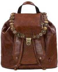 Patricia Nash | Studded Hardware Casape Medium Backpack | Lyst