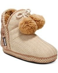 Muk Luks - Women's Amira Boot Slippers - Lyst
