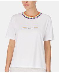 1121960ee9c1 River Island Black Pride 'love Not Labels' T-shirt in Black - Lyst
