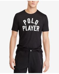Polo Ralph Lauren - Active-fit Performance T-shirt - Lyst