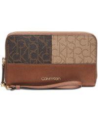 Calvin Klein - Signature Wallet - Lyst