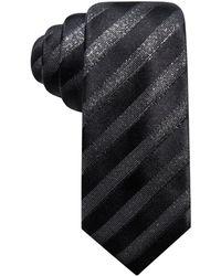 Alfani - Jaffrey Slim Stripe Silk Tie, Created For Macy's - Lyst