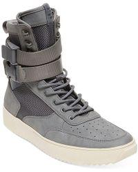 Steve Madden - Men's Zeroday High-top Sneakers - Lyst