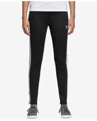 adidas - Originals Adicolor Three-stripe Track Pants - Lyst