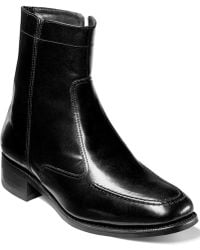 Florsheim - Shoes, Essex Moc Toe Ankle Boots - Lyst