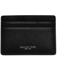 Michael Kors - Harrison Card Case - Lyst
