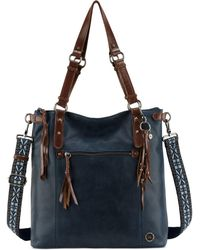 The Sak - Ashland Leather Tote - Lyst