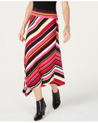 INC International Concepts - I.n.c. Striped Maxi Skirt, Created For Macy's - Lyst
