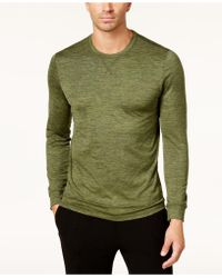 32 Degrees | Men's Space-dyed Long-sleeve Pyjama Shirt | Lyst