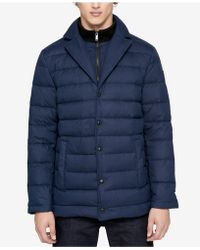 CALVIN KLEIN 205W39NYC - Men's Notched-lapel Puffer Jacket - Lyst
