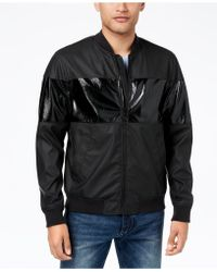 Sean John - Zip-front Bomber Jacket, Created For Macy's - Lyst