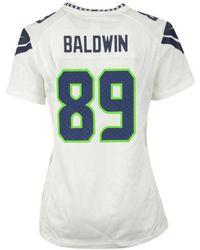 Nike - Women's Doug Baldwin Seattle Seahawks Game Jersey - Lyst