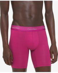 Calvin Klein - Light Boxer Briefs - Lyst
