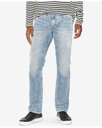 Silver Jeans Co. - Konrad Slim Fit Jeans - Lyst
