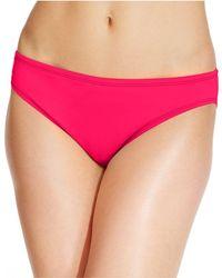 La Blanca - Classic Bikini Bottoms - Lyst