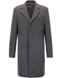 BOSS - Formal Coat - Lyst