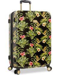"Tommy Bahama - Phuket Floral Printed 28"" Expandable Hardside Spinner Suitcase - Lyst"