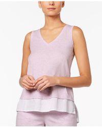 Alfani | Layered-look Pajama Tank | Lyst