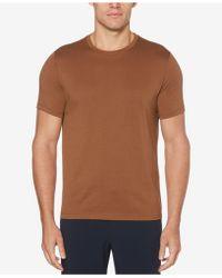 Perry Ellis - Stretch Pima Cotton Classic Fit T-shirt - Lyst