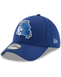 6db7fbc7 Kansas City Royals State Flective 2.0 39thirty Cap