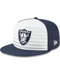 new arrival aa695 85759 KTZ Tennessee Titans Draft Spotlight 9fifty Snapback Cap in Red for Men -  Lyst