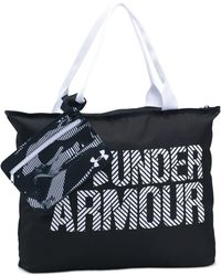 Under Armour - Women's Ua Big Wordmark Tote 2.0 - Lyst