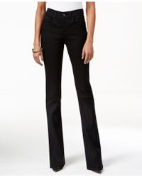 Style & Co. - Bootcut Tummy-control Jeans, Rinse Wash - Lyst