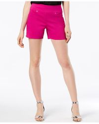 INC International Concepts - I.n.c. Curvy Pull-on Shorts, Created For Macy's - Lyst