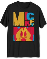 Hybrid - Mickey Mouse Graphic T-shirt - Lyst
