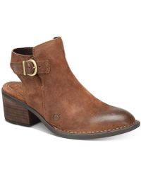 Born - Margarit Booties - Lyst