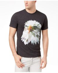INC International Concepts - Graphic-print T-shirt, Created For Macy's - Lyst