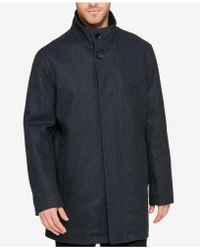 Cole Haan - Men's Overcoat - Lyst