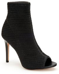 BCBGeneration - Jane Quilted Booties - Lyst