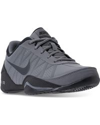ae3dd293335 Lyst - Nike Mens Air Max Running Sneakers From Finish Line in Black ...