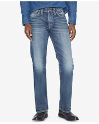 Silver Jeans Co. - Relaxed Fit Zac Jeans - Lyst