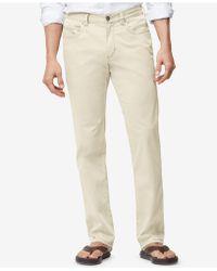 Tommy Bahama - Boracay Five Pocket Trousers - Lyst
