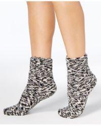 Charter Club - Women's Feather Yarn Butter Socks - Lyst