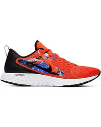 9c61b03f269cf Lyst - Nike Women S Free 5.0 Tr Fit 4 Training Sneakers From Finish ...