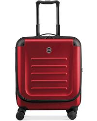 "Victorinox - Victorinox Spectra 2.0 21"" Extra Capacity Dual Access Carry On Hardside Spinner Suitcase - Lyst"