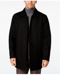 Cole Haan - Men's Reversible Car Coat - Lyst