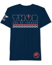 Hybrid - Thor God Of Thunder Graphic T-shirt - Lyst