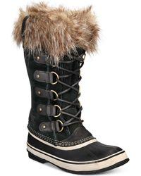 Sorel - Joan Of Arctic Waterproof Winter Boots - Lyst