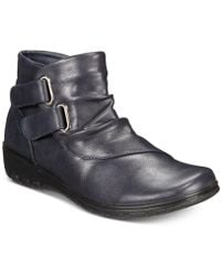 Easy Street - Franny Ankle Booties - Lyst