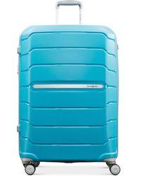 "Samsonite - Freeform 24"" Hardside Spinner Suitcase - Lyst"