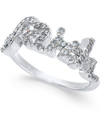 Joan Boyce - Crystal Faith Ring - Lyst