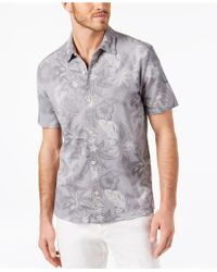 Tommy Bahama - Fuego Floral-print Camp Shirt - Lyst